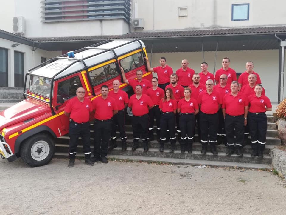 Sapeurs Pompiers Montguyon