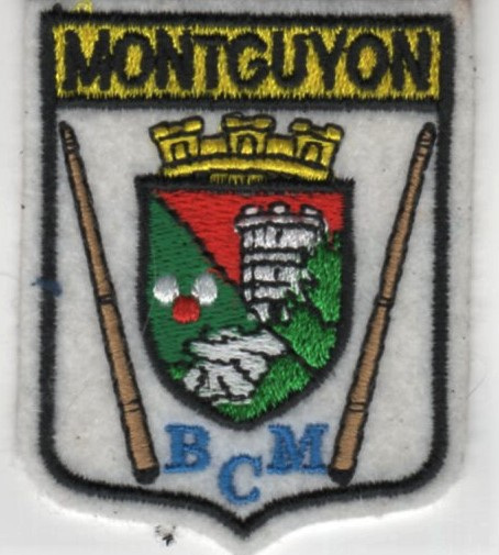 BILLARD MONTGUYON