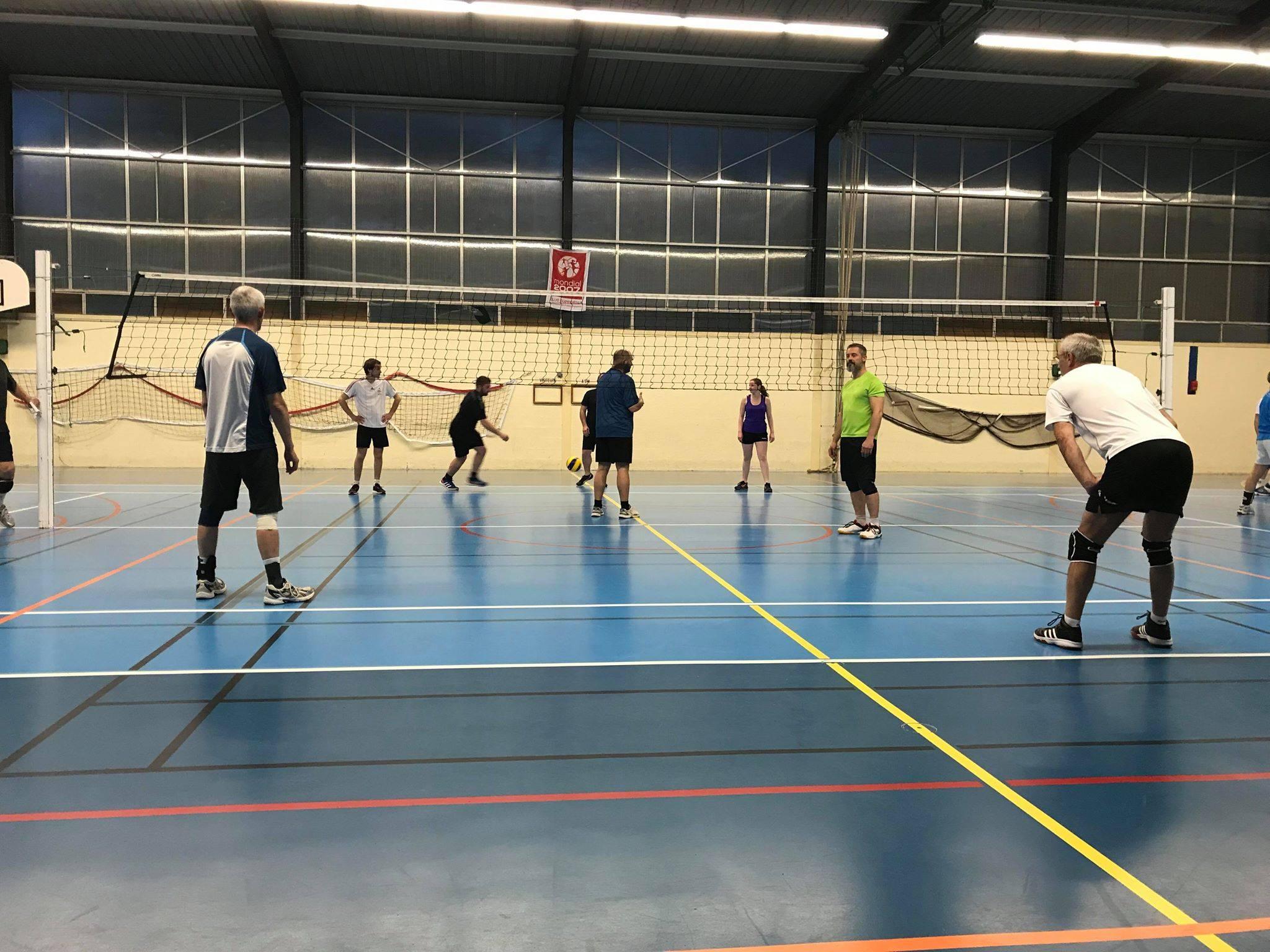 Volley ball Montguyon